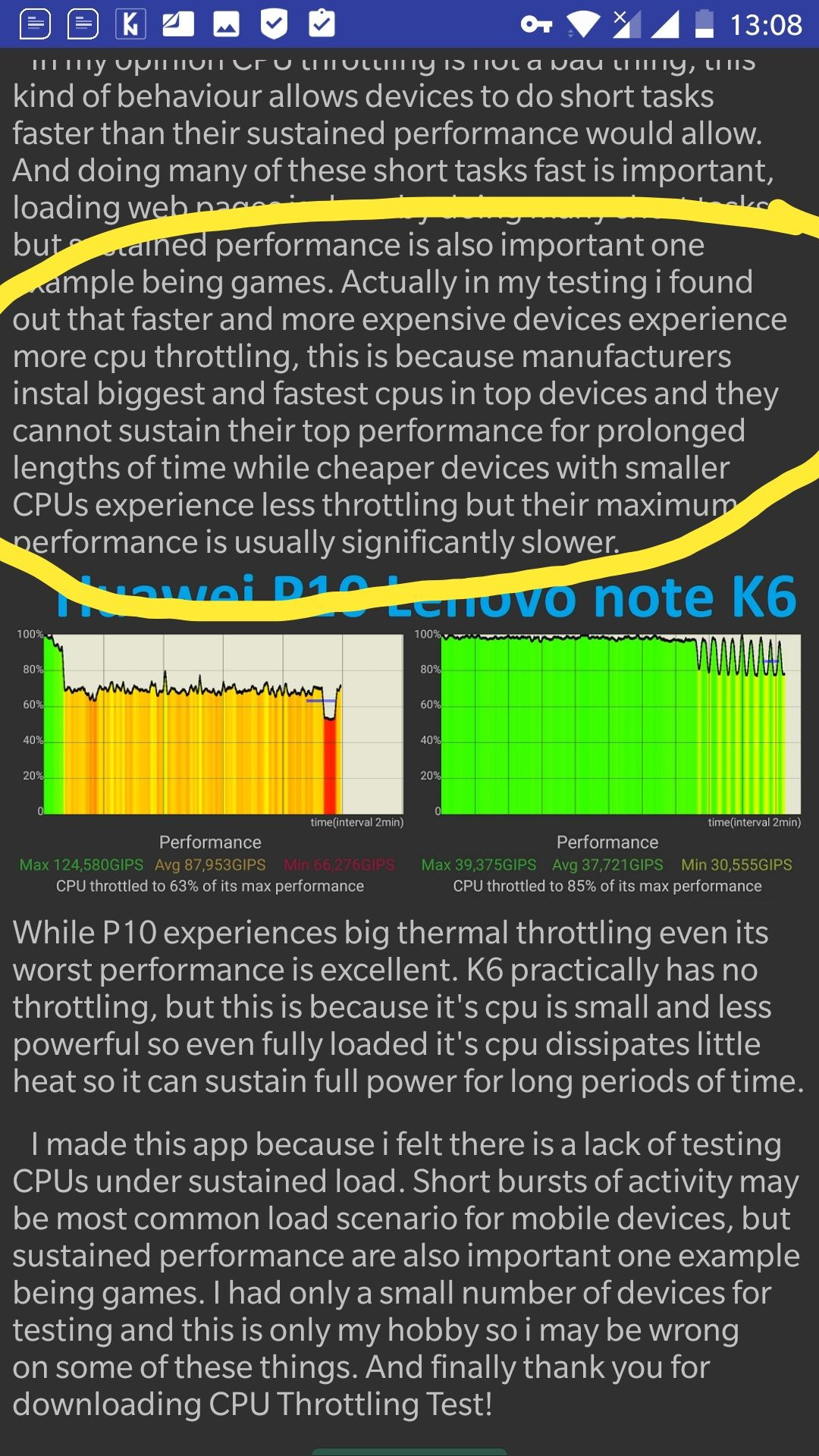 CPU throttling - OnePlus Community