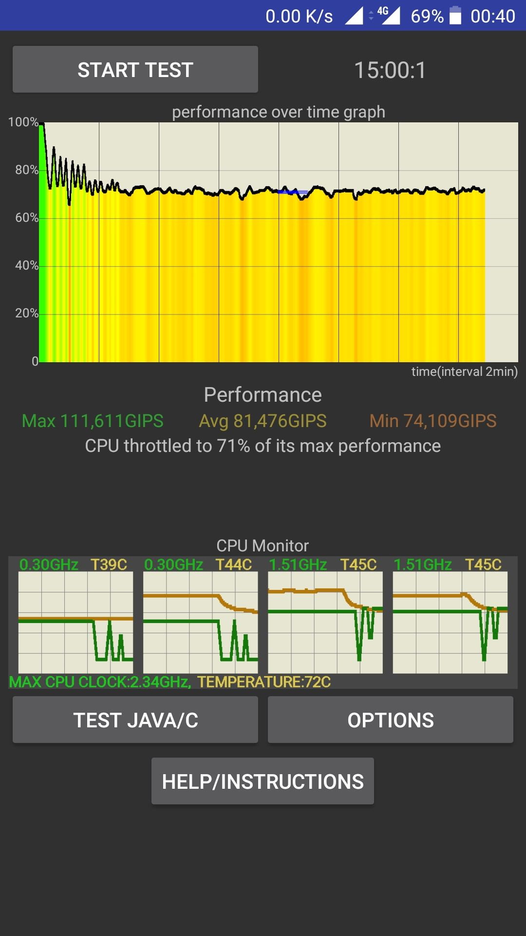 CPU throttling   Page 3 - OnePlus Community