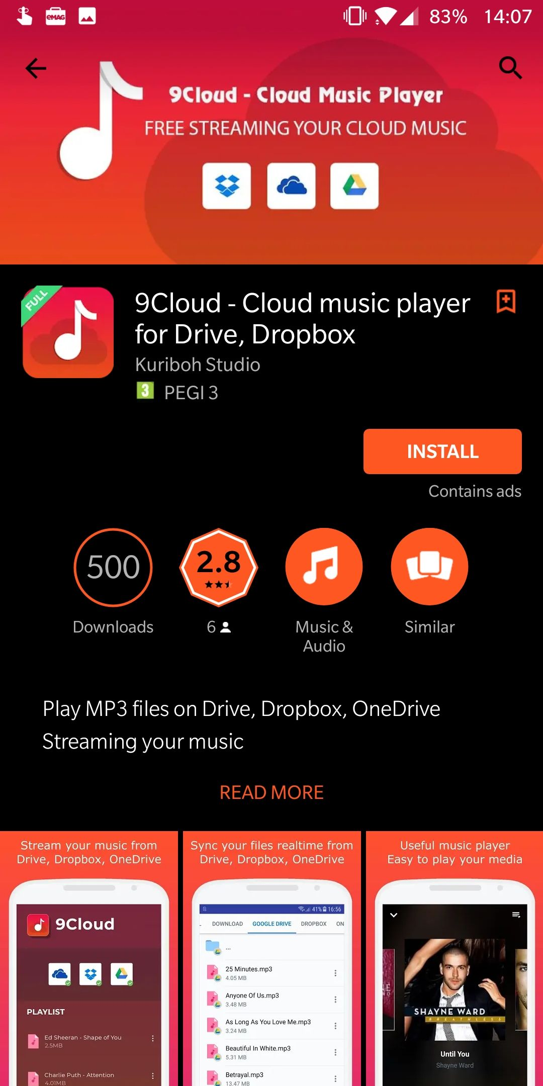 MEGA THREAD] Music Player For All OP Devices | Page 115