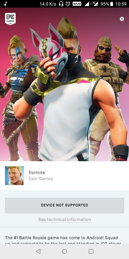 Fortnite discussion thread | Page 5 - OnePlus Community