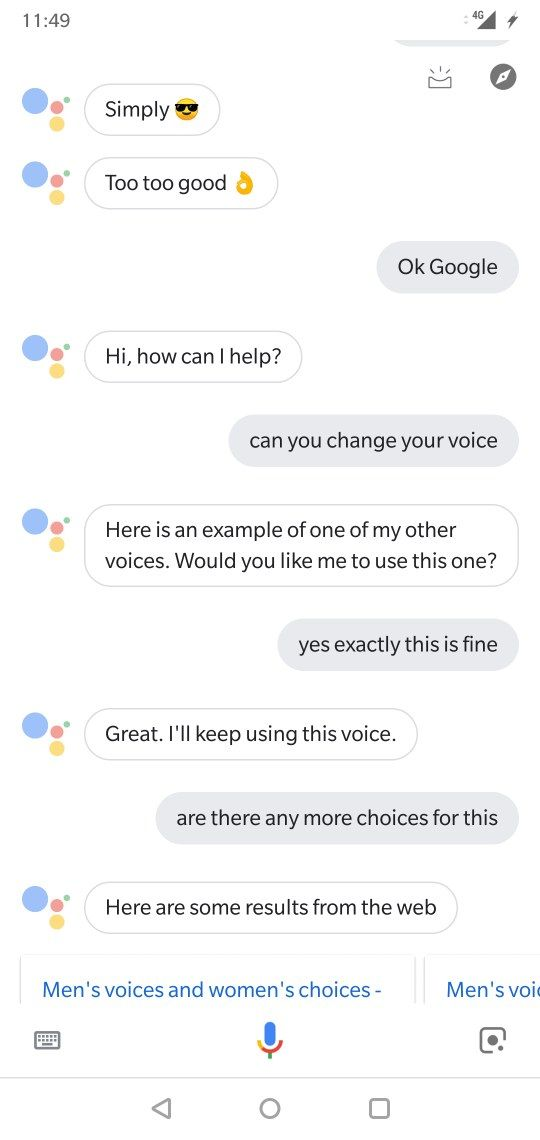 Changing Google Maps Turn By Turn Navigation Voice Page 2