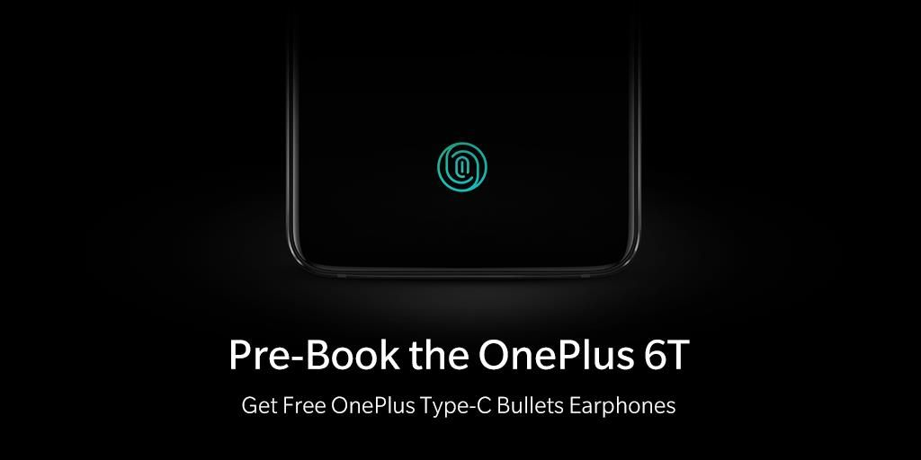 Pre-Book the OnePlus 6T  Here's all you need to know  - OnePlus