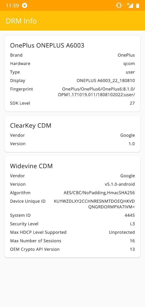 L1 reverted back to L3 - OnePlus Community