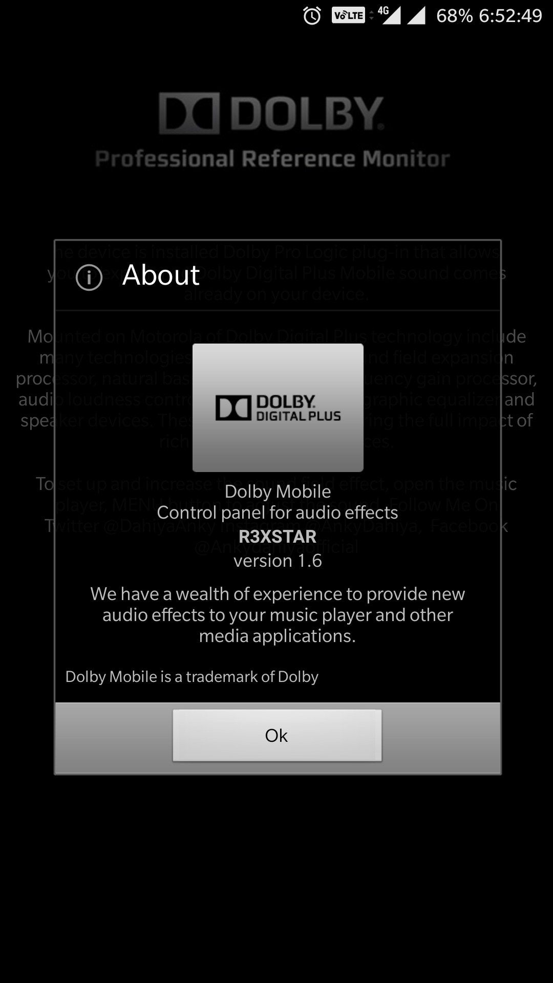 poweramp dolby digital plus - OnePlus Community