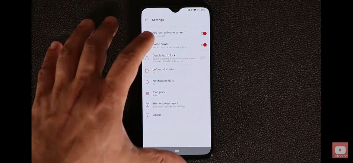Google Feed in swipe left option in OnePlus Launcher | Page 2