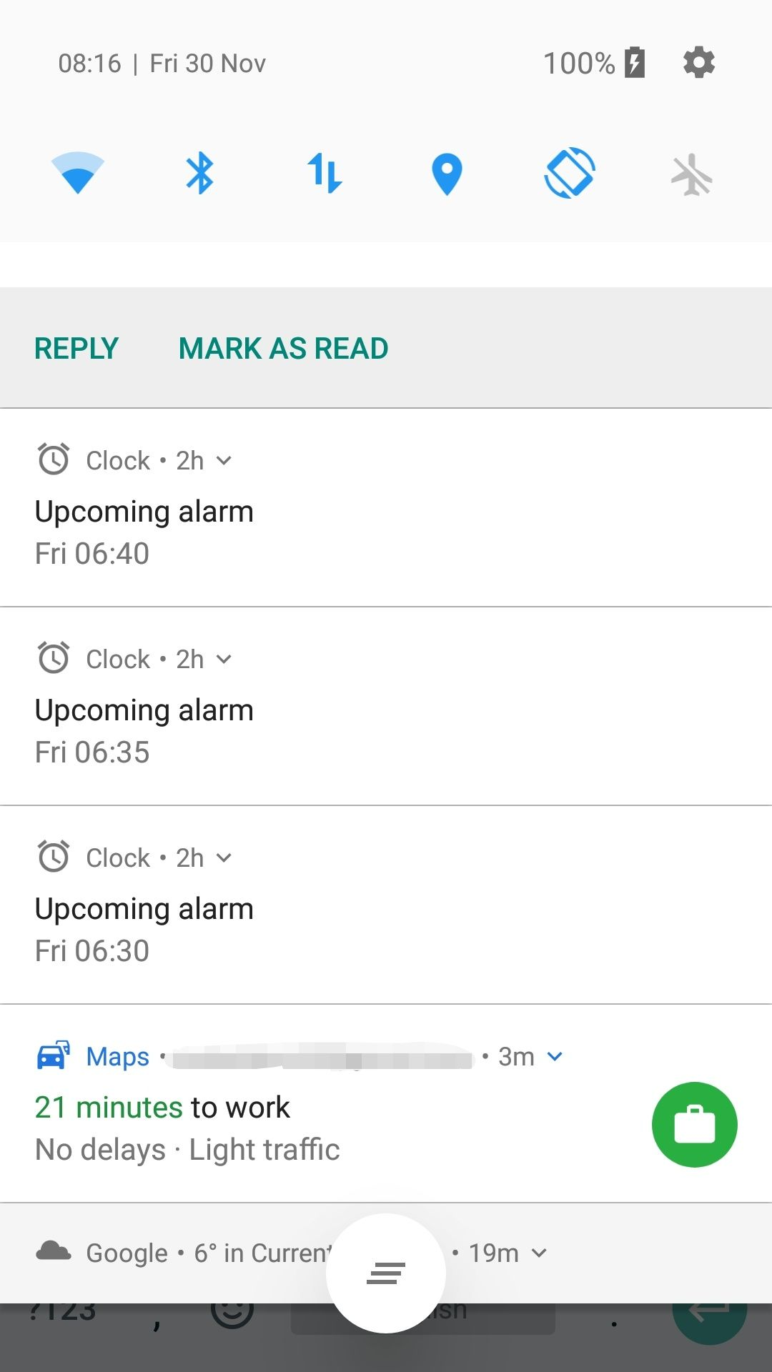 Alarm not working - OnePlus Community