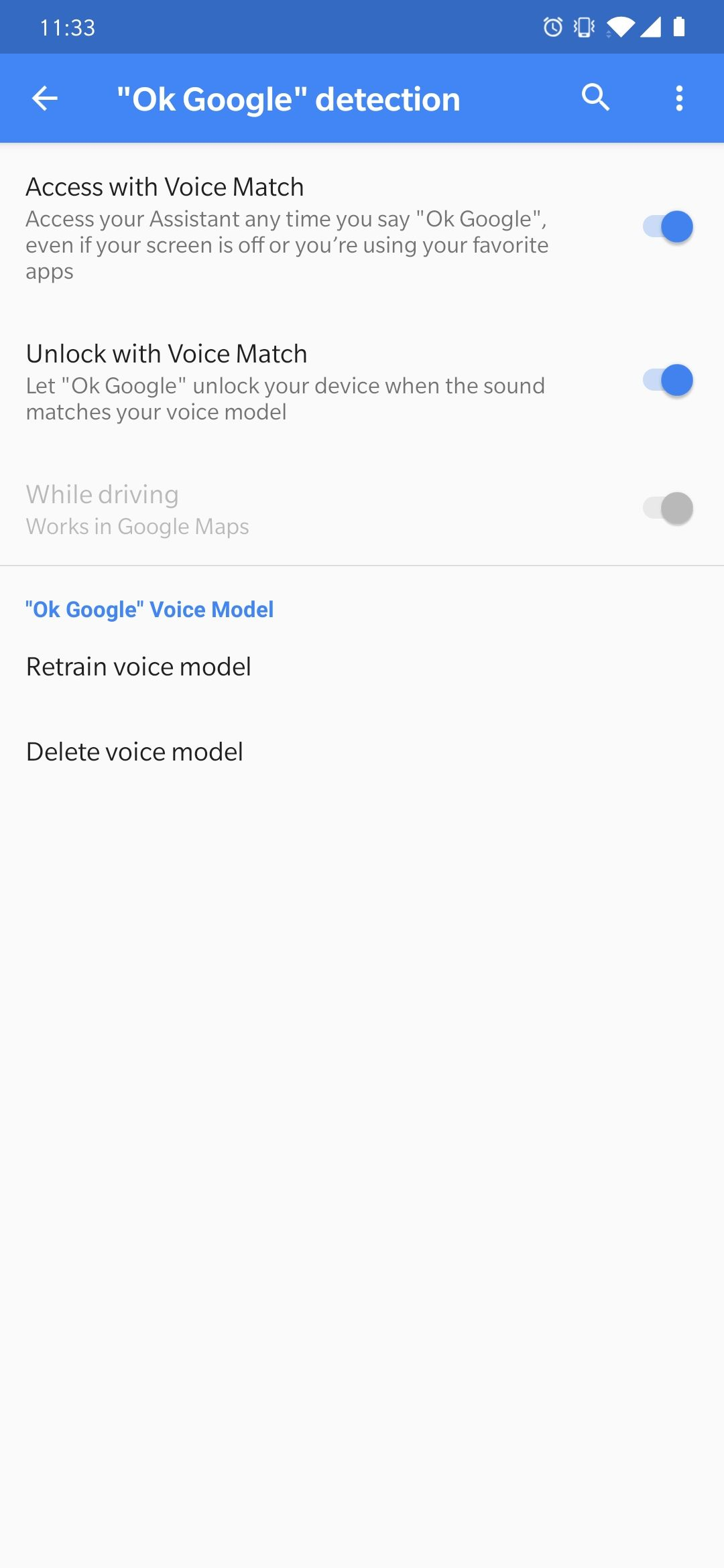 OxygenOS - Activate google assistant from lockscreen on OnePlus 6T