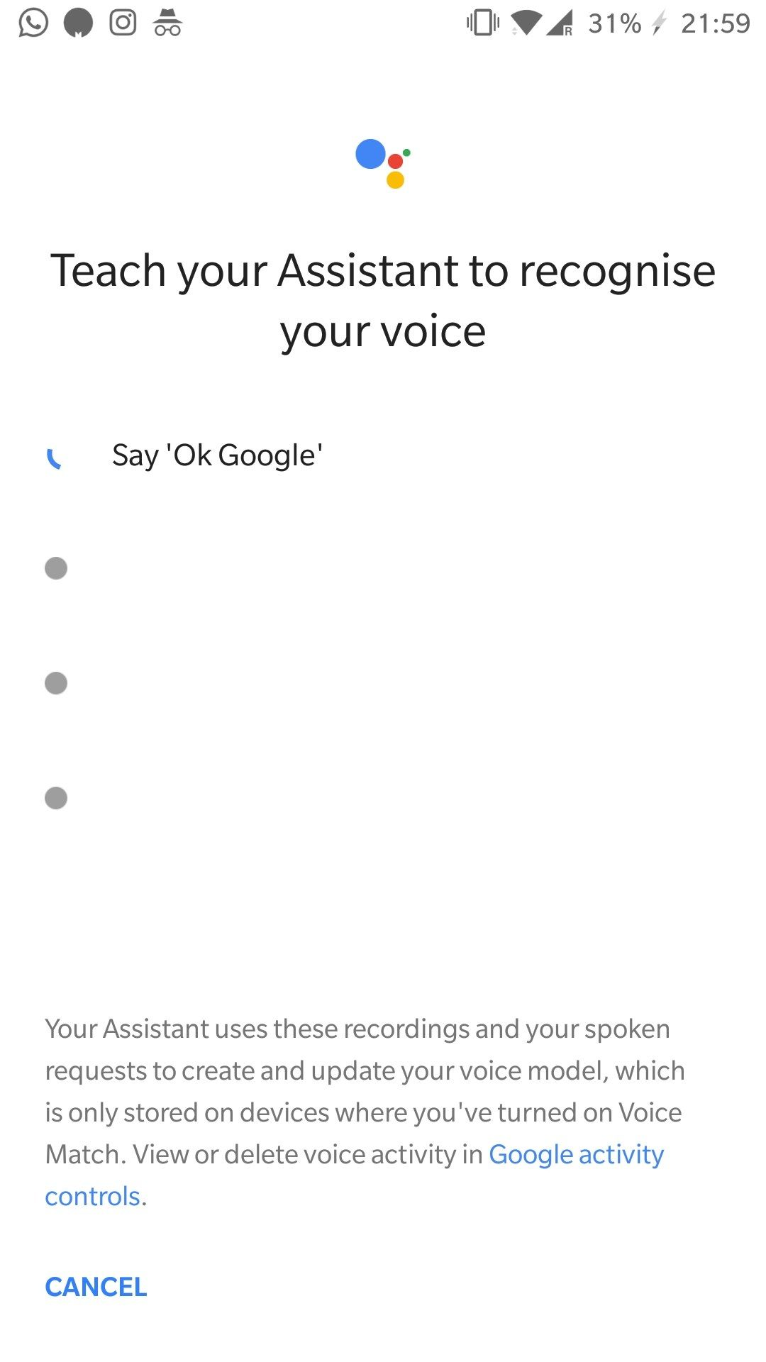 Google Assistant not working on OP5 - OnePlus Community