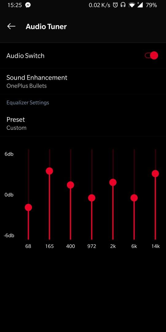 Volume Booster Equalizer Settings Share Yours Oneplus Community