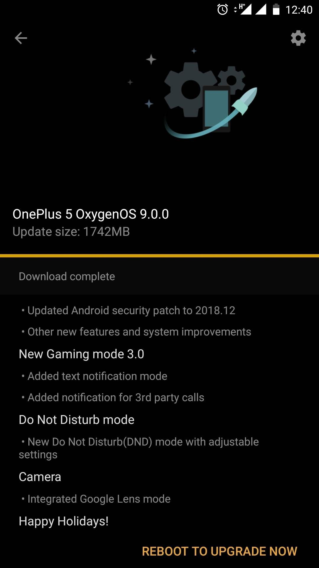 I have OTA update 9 0 0  I'm a root user  Twrp + Magisk