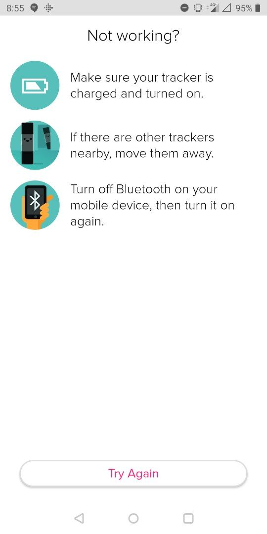 Bluetooth Error with Fitbit - OnePlus Community