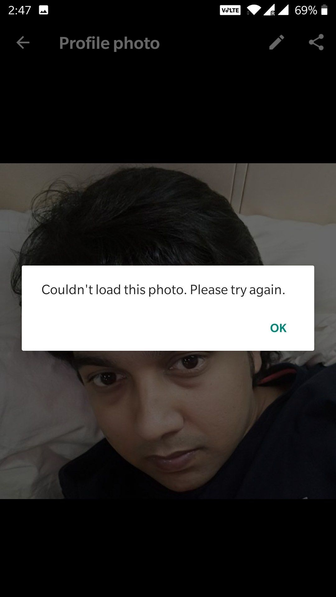 OP5 Parallel apps unable to access storage media files
