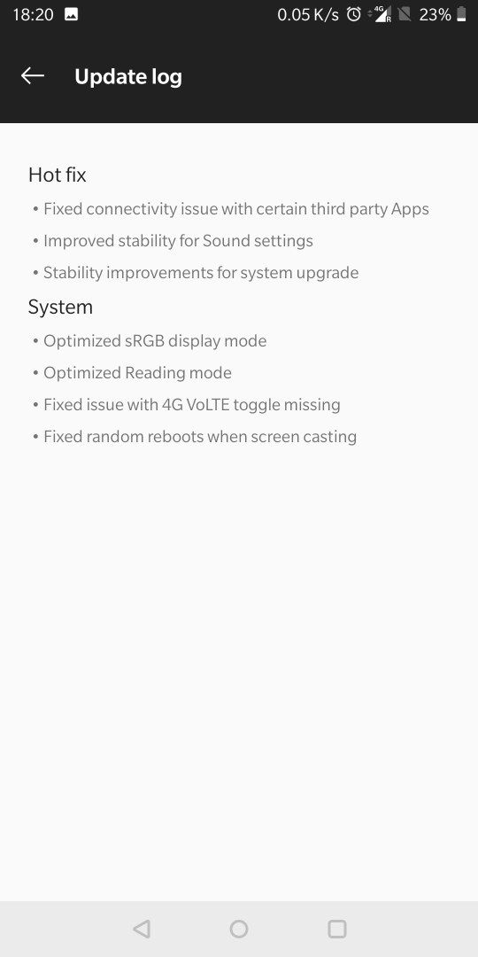 Apps not working on Mobile data After Oxygen OS 9 0 3