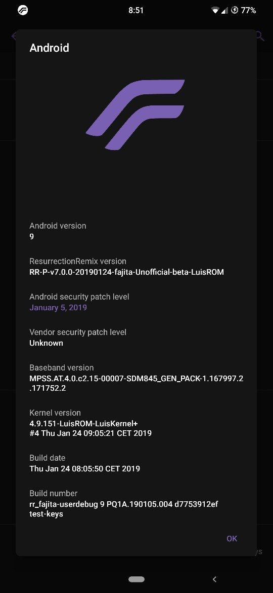 What OOS, Custom ROM / Kernel Combination combo are ypu