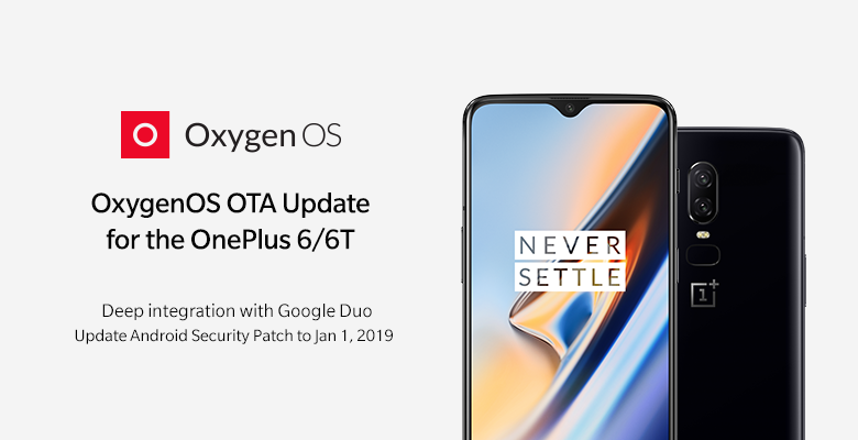 OxygenOS 9 0 12 OTA for the OnePlus 6T and OxygenOS 9 0 4 OTA for