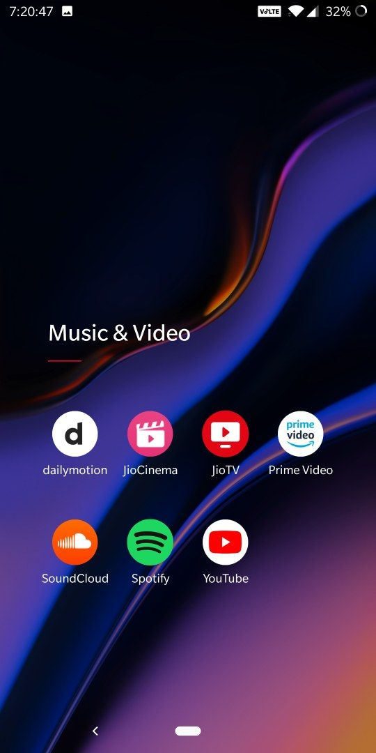 Cannot set Spotify as the default music player  - OnePlus